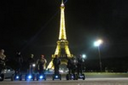 Visite Paris By night  1 juin 2013 à 20h00